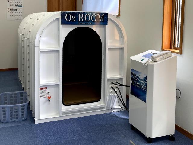 高圧酸素治療器